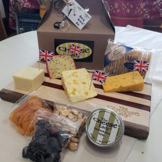 Grab and Go/ Cheese Gift Box