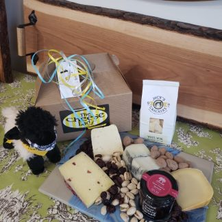 Grab and Go/ Cheese Gift Boxes and Gift Bags